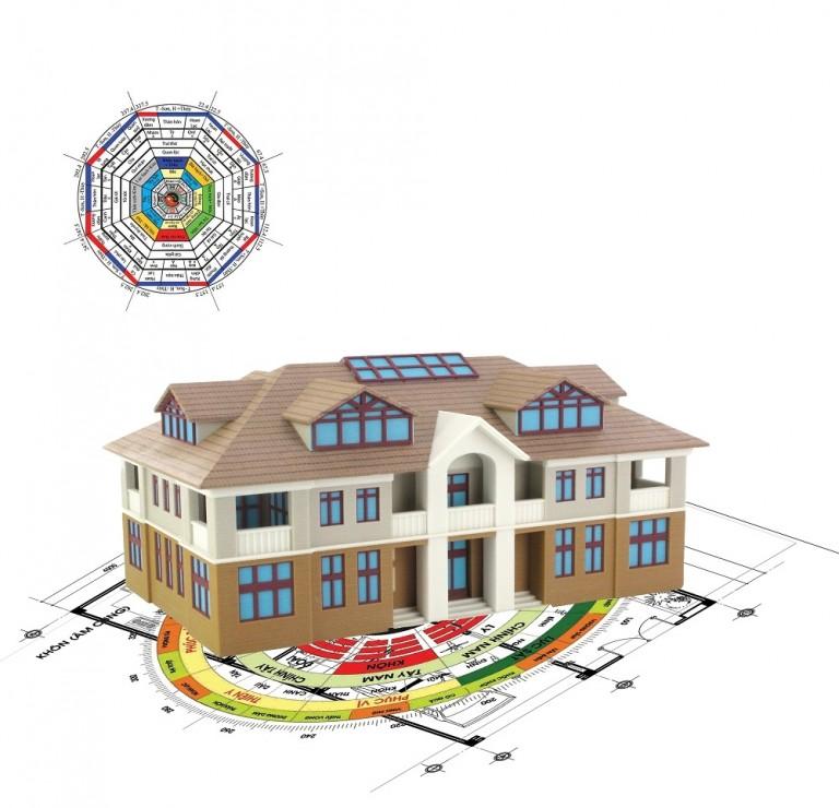 Cách tự xem phong thủy mà ai cũng cần biết khi xây nhà
