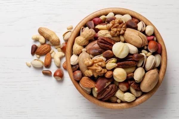 Một số loại hạt nên chọn trước khi tập gym