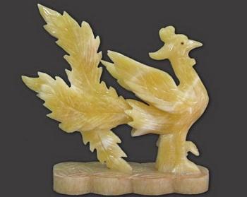 Phượng Hoàng ( Chim Phụng ) loài chim của ngũ hành