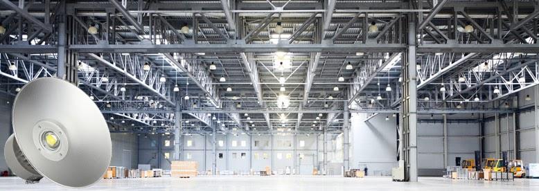Ứng dụng của đèn LED nhà xưởng 100w
