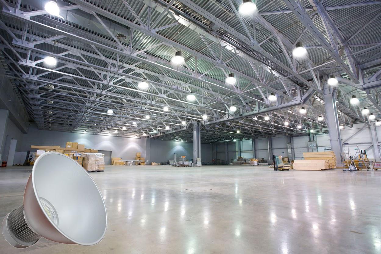 Ứng dụng của đèn LED nhà xưởng 200w